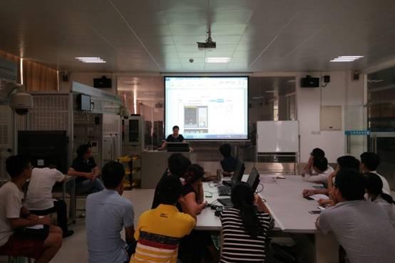 商用技术系开展如何写出好教案专题教研活动